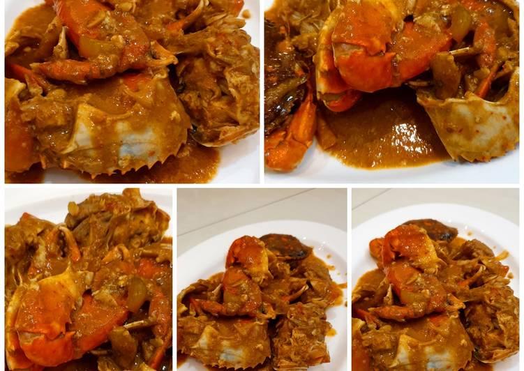 Resep: Kepiting asam manis pedas