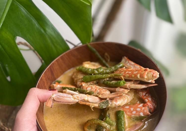 Resep: Kepiting peulemak aceh lezat