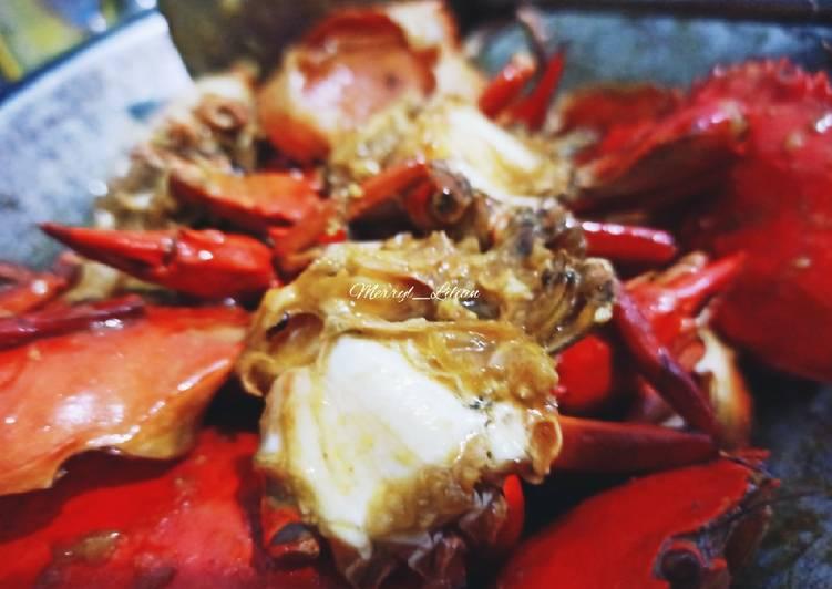 Resep: Kepiting asam manis