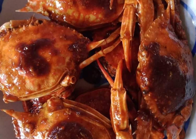 Resep: Kepiting asam manis lezat
