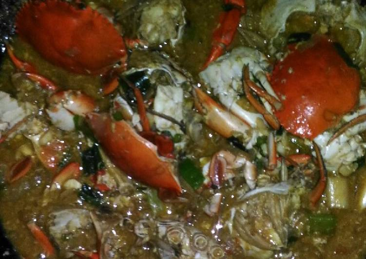 Cara Mudah mengolah Kepiting saos tiram