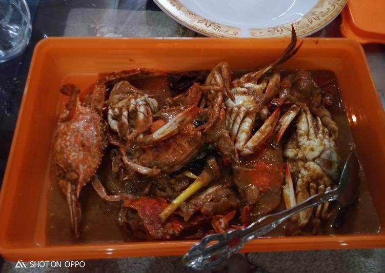 Resep: Kepiting saus tiram lezat