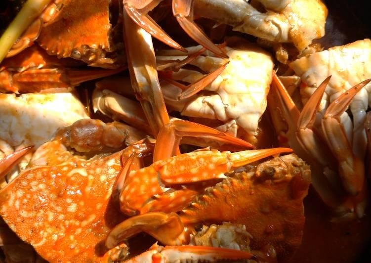 Resep: Kepiting saus tiram