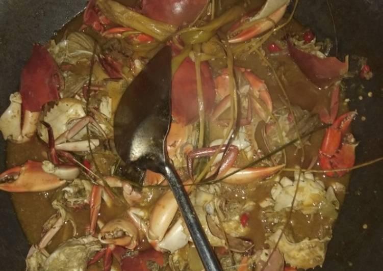 Resep: Kepiting saus tiram istimewa