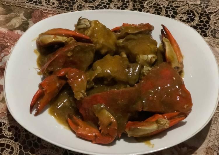 Resep membuat Kepiting saus tiram