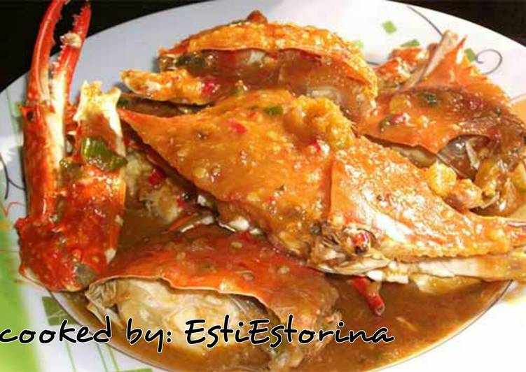 Cara membuat Kepiting saus tiram #BikinRamadanBerkesan istimewa
