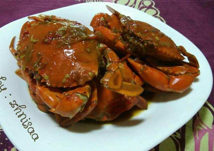 Cara membuat Kepiting saus tiram #BikinRamadanBerkesan