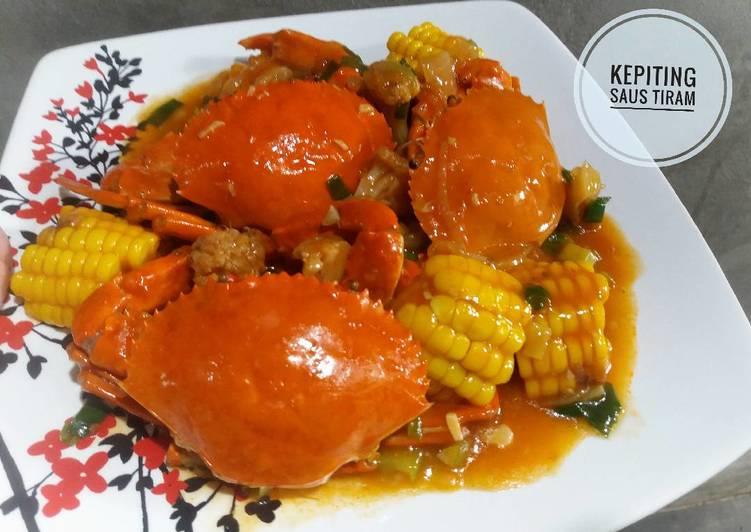 Cara memasak Kepiting saus tiram istimewa