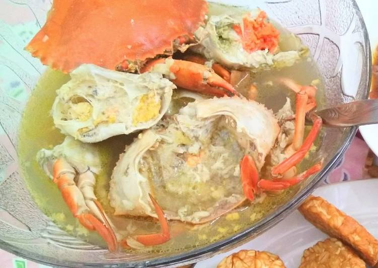 Kepiting saus tiram