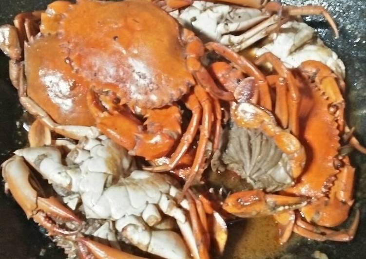 Resep membuat Kepiting saos tiram istimewa
