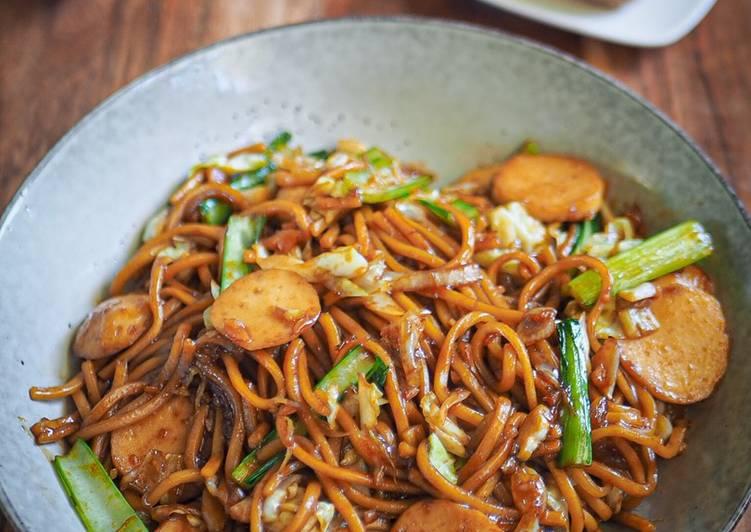Resep: Mie goreng ala 99 seafood restaurant