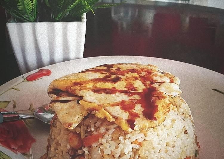 Resep mengolah Nasi goreng seafood