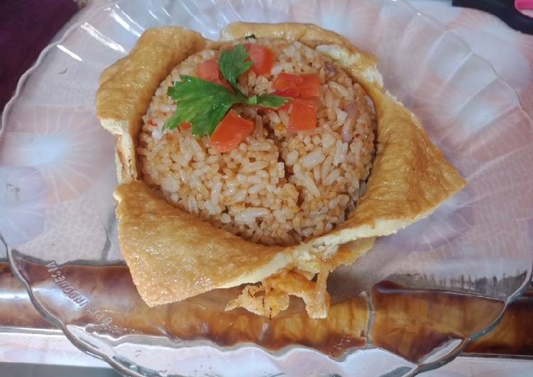 Cara Mudah mengolah Nasi Goreng Seafood ala Dapur Asfa