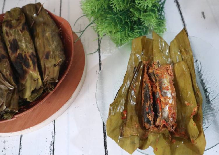 Resep: Pepes ikan laut