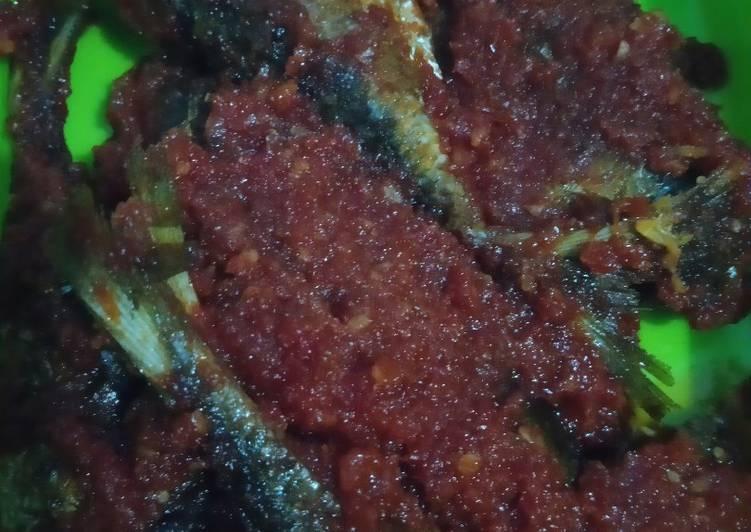 Resep: Sambal ikan laut sarden