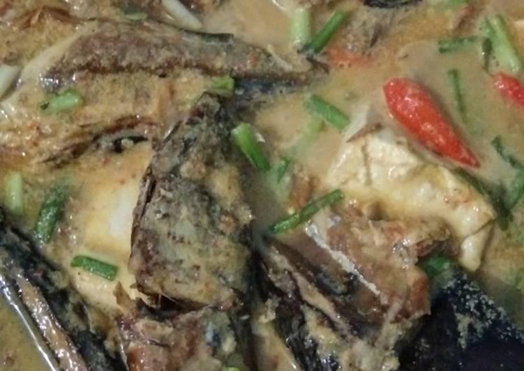 Resep memasak Otok ikan laut asap enak