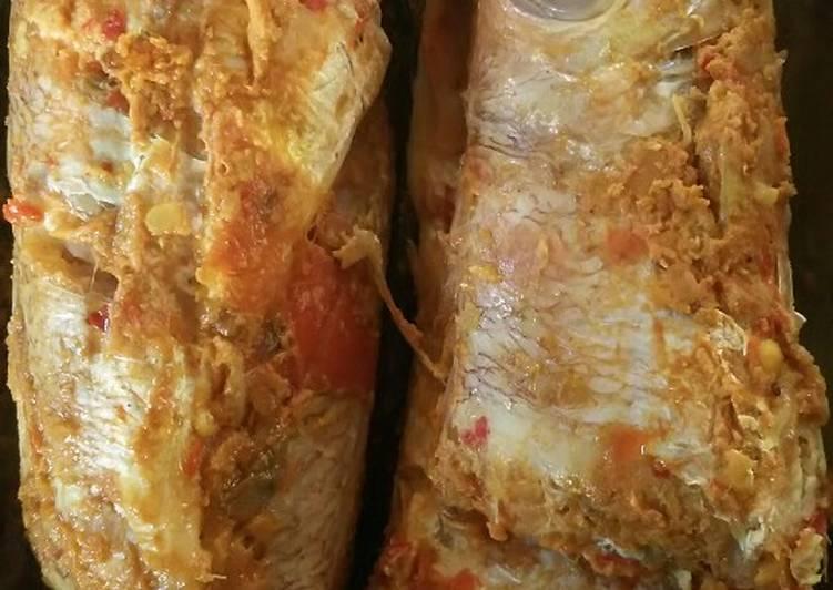 Resep: Pepes ikan laut lezat