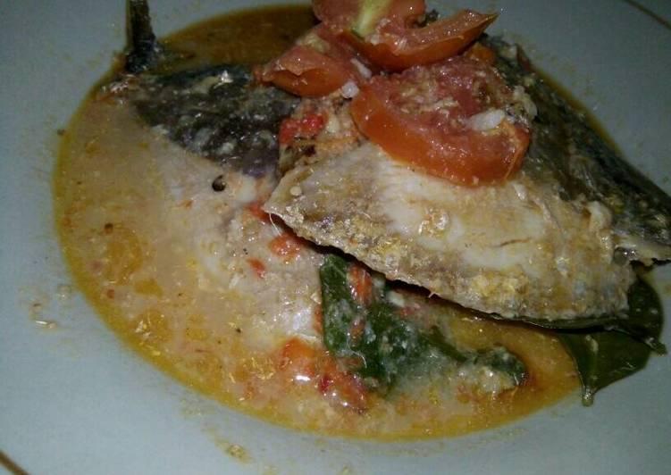 Resep: Ikan laut kuah merah