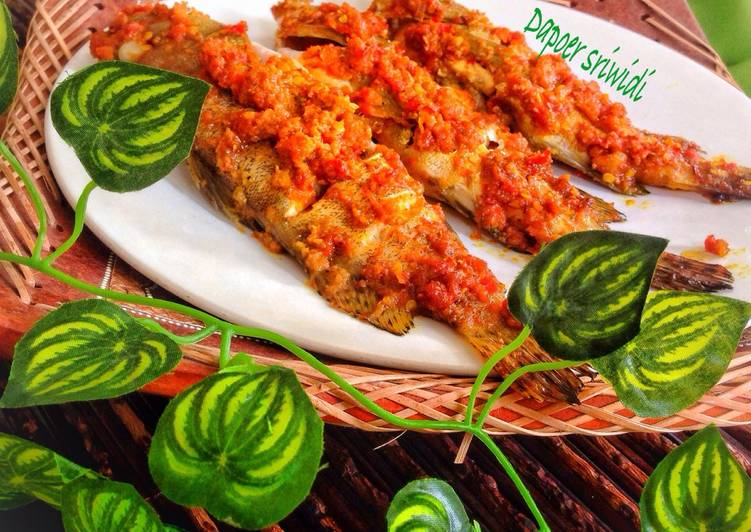 Resep: Ikan laut panggang khas Bali enak