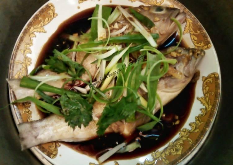 Resep: Steam fish kerapu