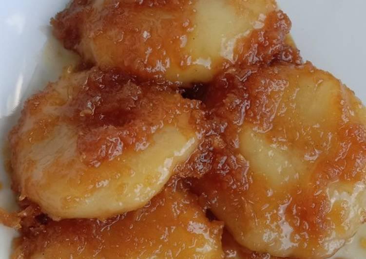 Resep: Gayam kue tradisional dari Banjarmasin