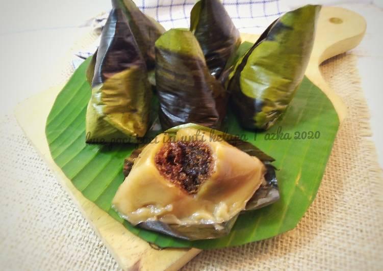 Resep Kue Poci isi unti kelapa
