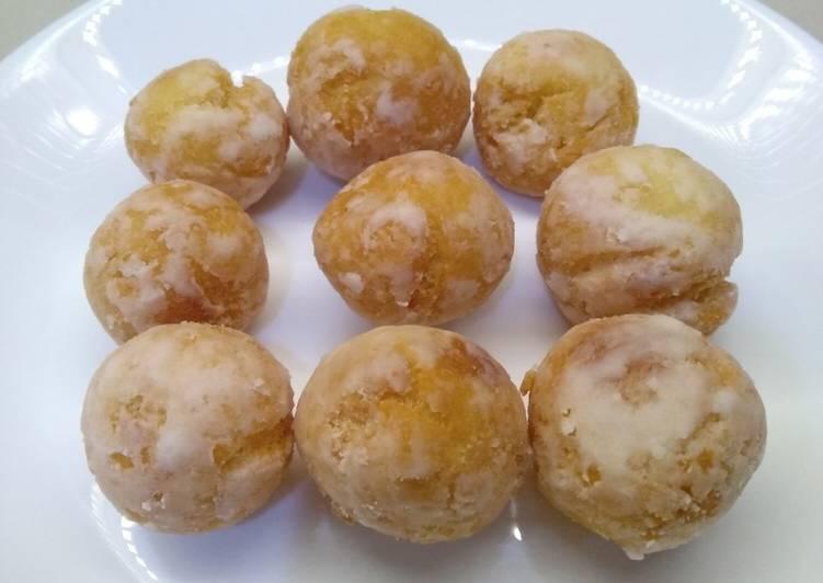 Resep: Kue bola bola kentang