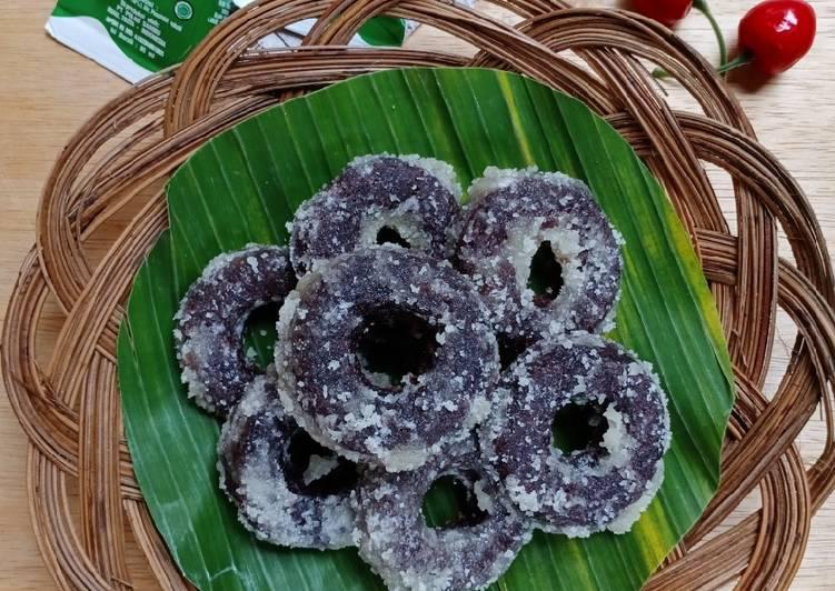 Resep Kue Jalabia/Jalabria(cemilan khas Jawa Barat)