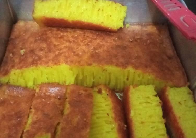 Resep Bika Ambon khas Medan