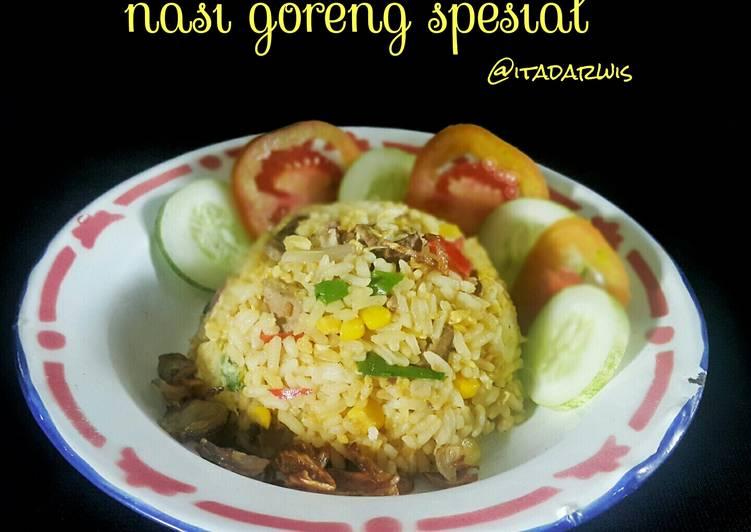 Resep mengolah Nasi Goreng Spesial yang menggugah selera