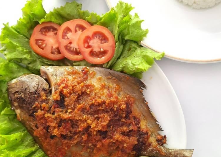 Resep: Ikan Bakar Jimbaran