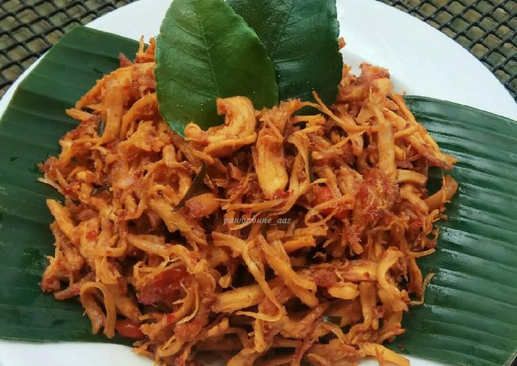 Resep Be Mesere (Ayam sisit bumbu Bali)