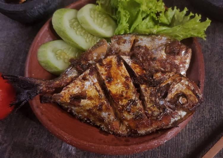 Resep: Ikan Bakar bumbu Jimbaran