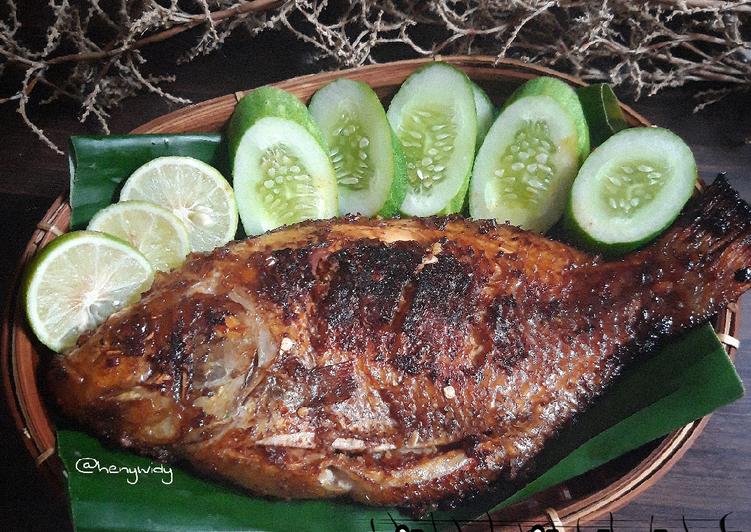 Resep: Ikan Nila Bakar bumbu Jimbaran