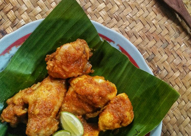 Resep: Ayam Betutu versi simple