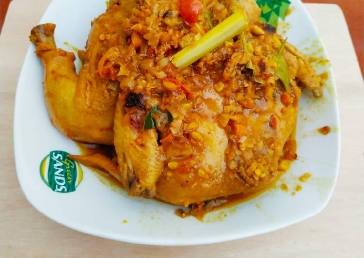 Resep: Ayam Betutu Khas Gilimanuk Bali