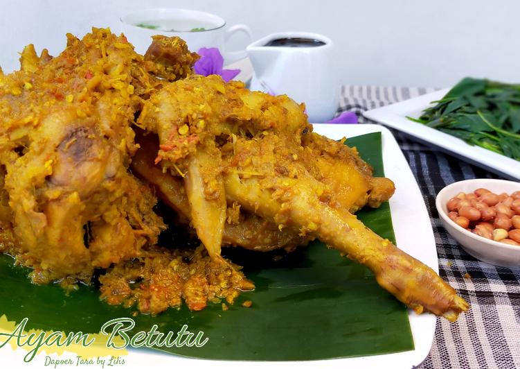 Resep: Ayam Betutu khas Bali