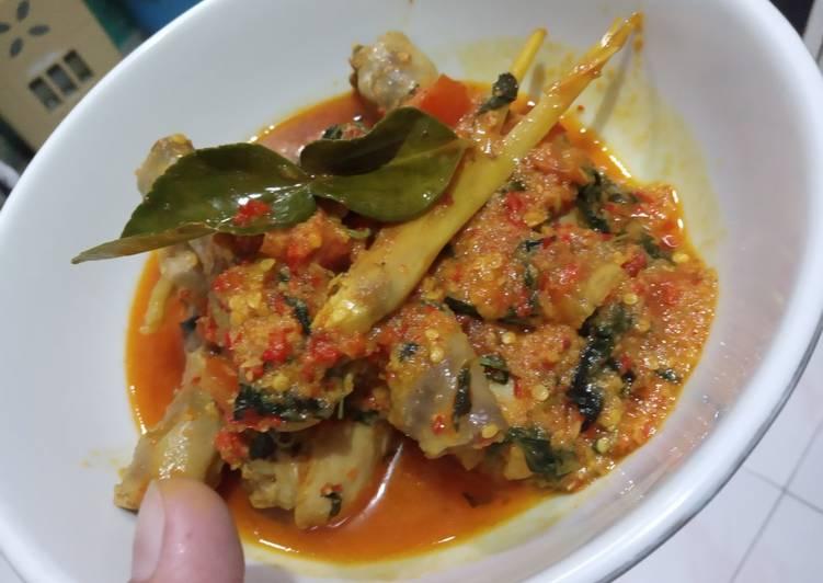 Resep Ayam woku kemangi