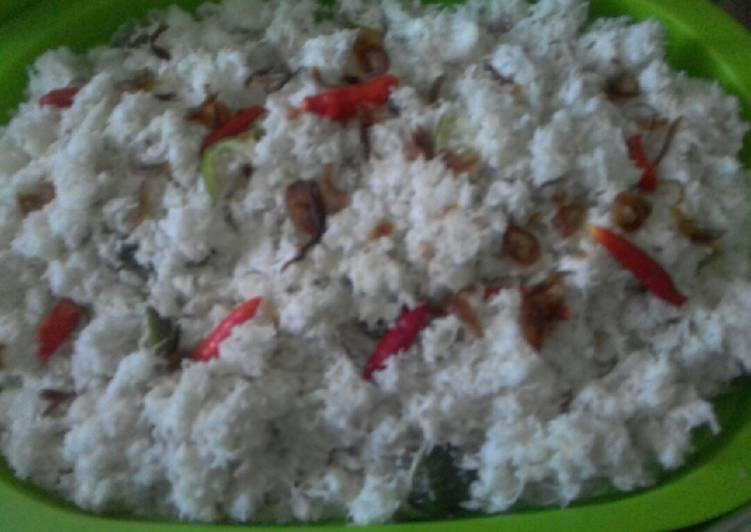 Resep Lawa' ikan khas Bugis