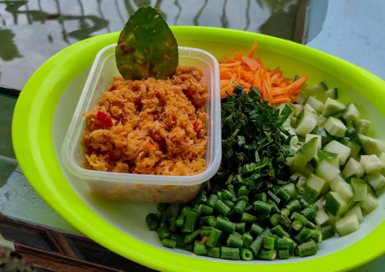 Resep: Trancam sayur anti gagal