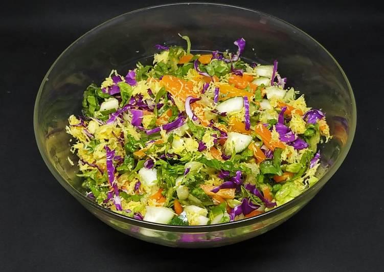 Resep: Sayur Trancam : cocok untuk menu sehat