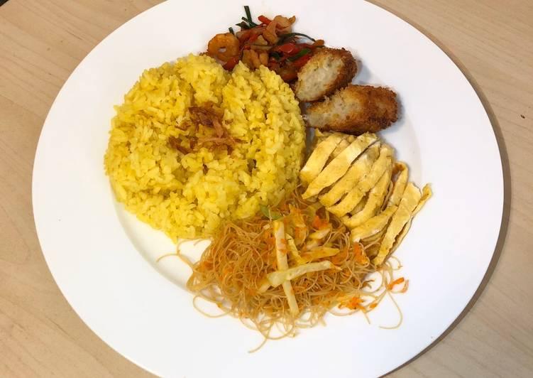 Nasi Kuning Fancy