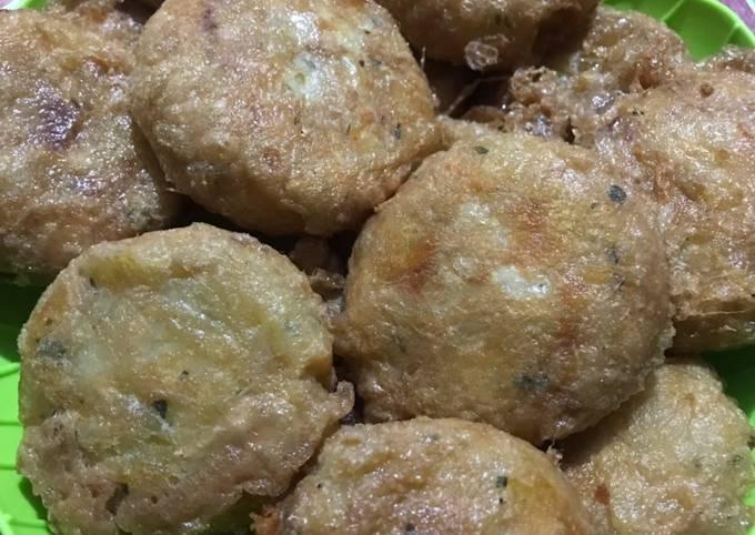 Resep: (Revisi) Resep Perkedel Kentang ala KFC