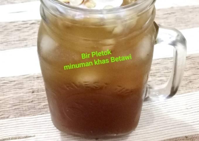 Resep: Bir Pletok minuman khas Betawi