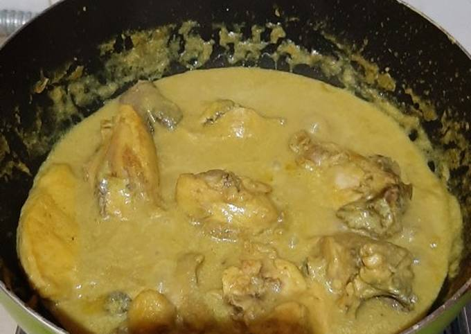 Resep: Ayam ungkep goreng + bakar