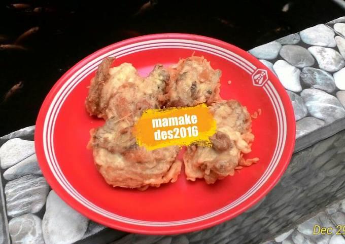 Resep: Ayam ungkep goreng tepung