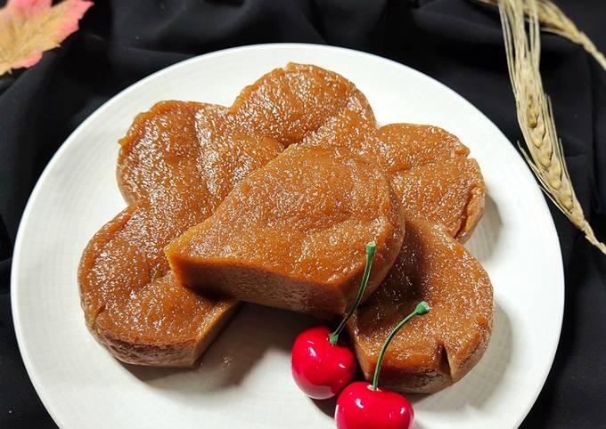 Resep Bingka Telur Gula Merah (khas banjar)