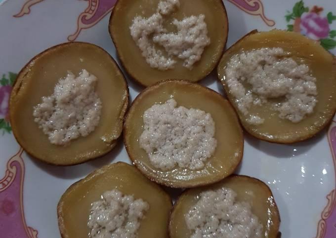 Resep Bingka gulamerah khas banjarmasin