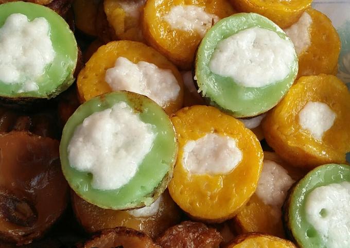 Resep: Bingka mini khas Banjarmasin ala Nabila Amira