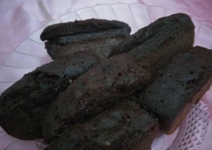 Pukis Cokelat Bolu ala Bangka